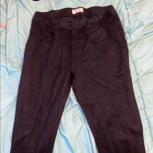 Altar'd State Other - Super soft velvet jeggings